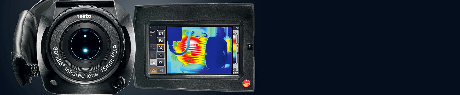 thermal imagers by testo