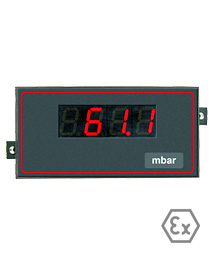CULO-M - current loop display  with ATEX approval