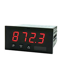 Digital indicator resistance - digit height 14mm