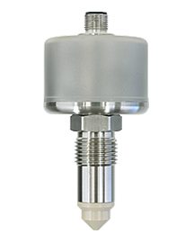Capacitive level switch for pharma and food