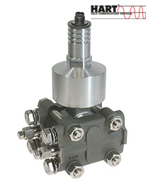 Modular compact differential pressure transmitter HART