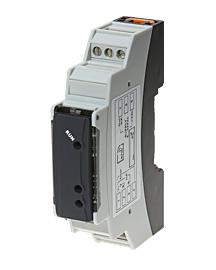 Transmitter standard signal for DIN rail